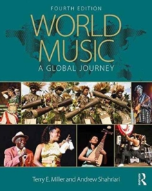 World Music : A Global Journey - Hardback Only, Mixed media product Book