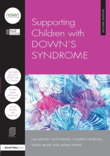 Supporting Children with Down's Syndrome, Paperback / softback Book