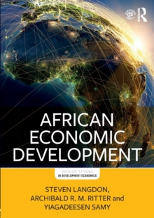 African Economic Development, Paperback Book