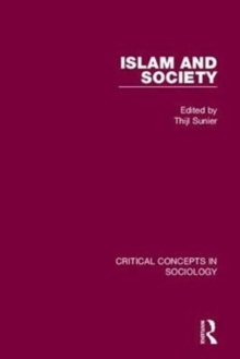 Islam and Society, Hardback Book