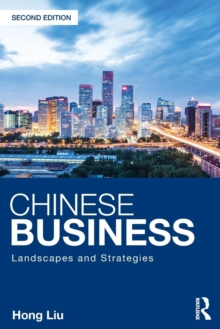 Chinese Business : Landscapes and Strategies, Paperback Book