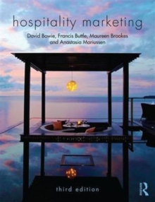 Hospitality Marketing, Paperback / softback Book