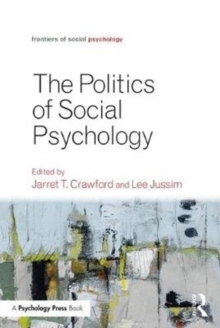 Politics of Social Psychology, Paperback Book