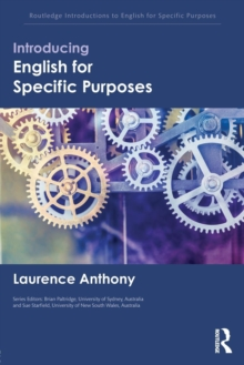 Introducing English for Specific Purposes, Paperback / softback Book