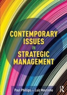 Contemporary Issues in Strategic Management, Paperback Book