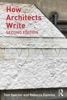 How Architects Write, Paperback Book