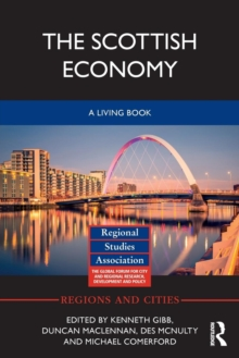 The Scottish Economy : A Living Book, Paperback Book