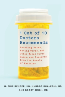 1 Out of 10 Doctors Recommends, Paperback Book