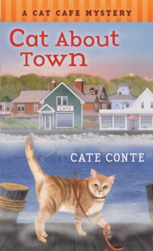 Cat About Town, Paperback Book