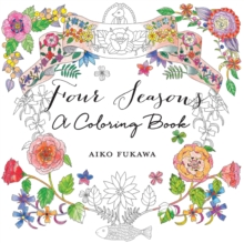Four Seasons : A Coloring Book, Paperback Book