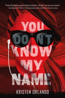 You Don't Know My Name, Hardback Book