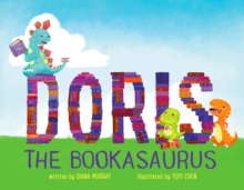 Doris the Bookasaurus, Hardback Book