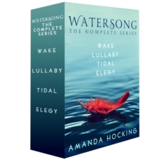 Watersong, the Complete Series : Wake, Lullaby, Tidal, and Elegy, EPUB eBook