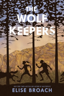 The Wolf Keepers, Paperback / softback Book