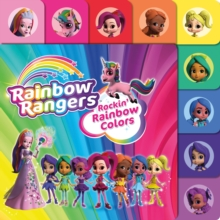 Rainbow Rangers : Rockin' Rainbow Colors, Board book Book
