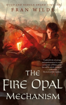 The Fire Opal Mechanism, Paperback / softback Book