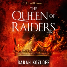 The Queen of Raiders, eAudiobook MP3 eaudioBook