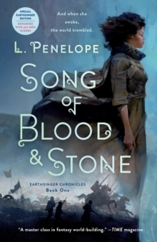 Song of Blood & Stone : Earthsinger Chronicles, Book One, Paperback / softback Book