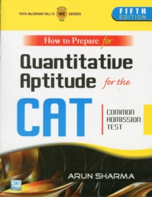 HOW TO PREPARE FOR QUANTITIVE APTITUDE F, Paperback Book