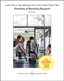 ISE ESSENTIALS OF MARKETING RESEARCH, Paperback / softback Book