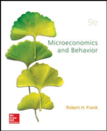 Microecomics and Behavior (Int'l Ed), Paperback / softback Book