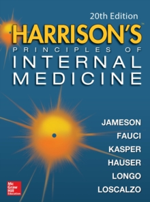 Harrison's Principles of Internal Medicine, Twentieth Edition (Vol.1 & Vol.2), EPUB eBook