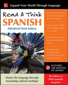 Read & Think Spanish, Premium Third Edition, Hardback Book