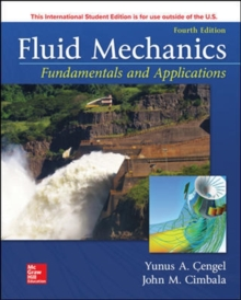 Fluid Mechanics: Fundamentals and Applications, Paperback / softback Book