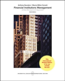 Financial Institutions Management: A Risk Management Approach, Paperback / softback Book