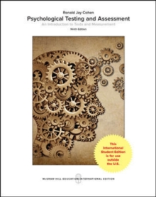 Psychological Testing and Assessment, Paperback / softback Book
