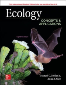 ISE Ecology: Concepts and Applications, Paperback / softback Book