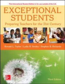 Exceptional Students: Preparing Teachers for the 21st Century, Paperback / softback Book