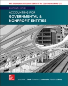 ISE Accounting for Governmental & Nonprofit Entities, Paperback / softback Book