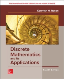 Discrete Mathematics and Its Applications, Paperback / softback Book