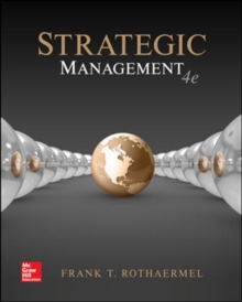 Strategic Management, Paperback / softback Book