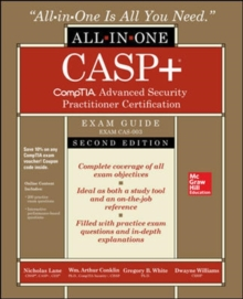 CASP+ CompTIA Advanced Security Practitioner Certification All-in-One Exam Guide, Second Edition (Exam CAS-003), Paperback / softback Book