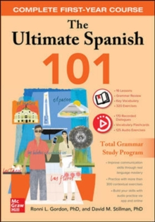 The Ultimate Spanish 101: Complete First-Year Course, Paperback / softback Book