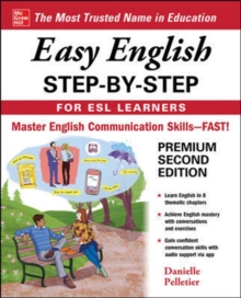 Easy English Step-by-Step for ESL Learners, Second Edition, Paperback / softback Book