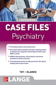 Case Files Psychiatry, Sixth Edition, Paperback / softback Book