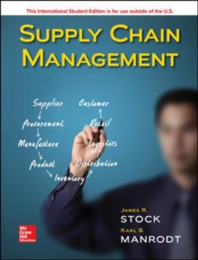 ISE Supply Chain Management, Paperback / softback Book