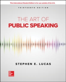 ISE The Art of Public Speaking, Paperback / softback Book