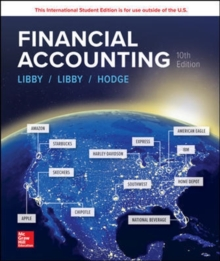 ISE Financial Accounting, Paperback / softback Book