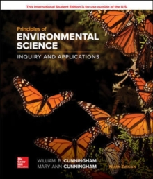 ISE Principles of Environmental Science, Paperback / softback Book