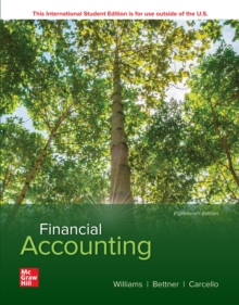 ISE eBook Online Access for Financial Accounting, EPUB eBook