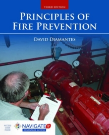 Principles Of Fire Prevention, Hardback Book