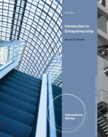Introduction to Entrepreneurship, International Edition, Paperback Book