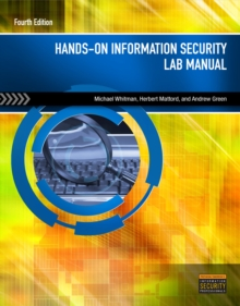 Hands-On Information Security Lab Manual, Paperback / softback Book