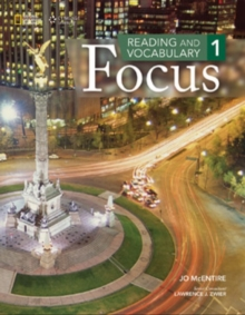 Reading and Vocabulary Focus 1, Paperback Book