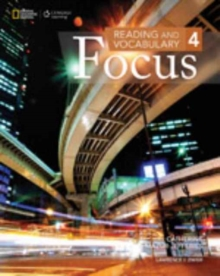 Reading and Vocabulary Focus 4 - Audio CDs, Board book Book