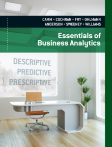Essentials of Business Analytics, Mixed media product Book